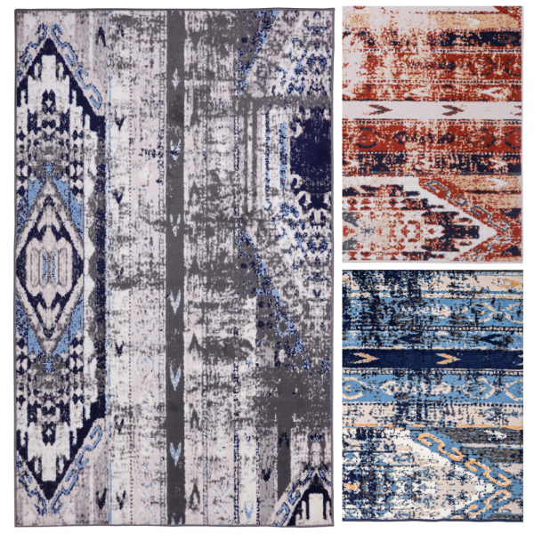 Abstract Design Area Rug
