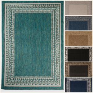 outdoor oriental accent rug